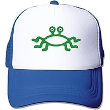 Cool Flying Spaghetti Monster Trucker Mesh Baseball Cap Hat RoyalBlue