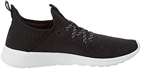 41oyvaPK9wL. AC adidas Women's Cloudfoam Pure Running Shoe    Explore your surroundings. These adidas running-inspired shoes feature a foot-hugging knit upper and a female-friendly fit. Soft midsole cushioning adds comfort as you head out for coffee or discover a busy side street.