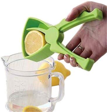 QWERTOUR Manual 1PC plástico Cítricos esprimidor Herramientas manuales de Cocina Exprimidor de limón exprimidor de Naranjas Queezer Fruit Juice presionar