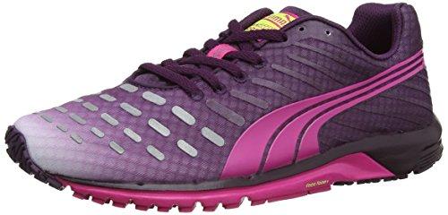 Puma 18706707 Scarpe da Corsa da Donna, Colore Potent Purple/Fuchsia Purple, Taglia  38 EU ( 5 UK)