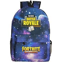 Kids Backpack Boys Shoulder bag for School Travel Blue sky