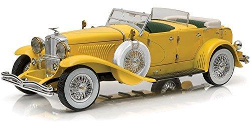 1934 Duesenberg II SJ convertible from