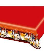 Riethmuller Power Rangers Mega Force Table Cover - 552536, Orange