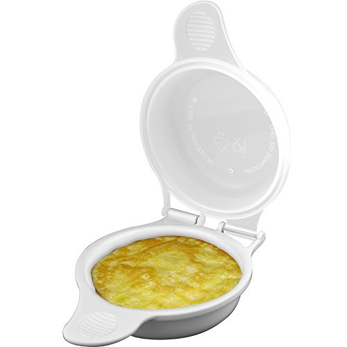 Microwave Egg Cookers, Great for Sandwiches and More