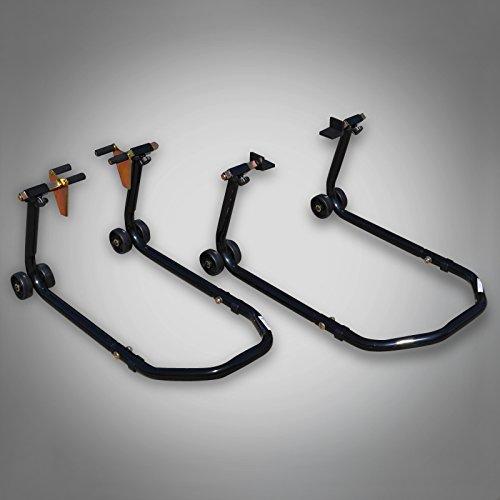 WBNA Motorradständer Montageständer Motorrad Motorradwippe Transportständer