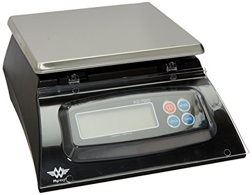 My Weigh KD-7000 Digital Stainless-Steel Food Scale ()