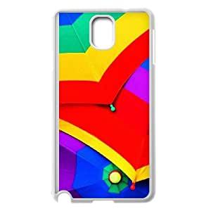 Samsung Galaxy Note 3 Phone Case, With Colorful Pattern Image On The Back - Colourful Store Designed