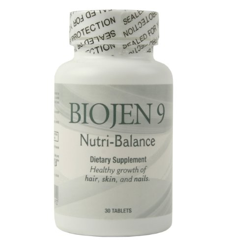 PRAVANA BIOJEN Nutri Balance Dietary Supplement product image