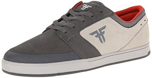 Fallen Torch Skate Shoe,Ash Grey/Newsprint Grey,7 M US