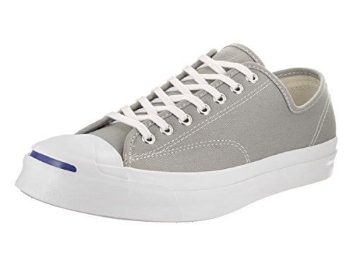 Converse Unisex Jack Purcell Signature Ox Dolphin/White/White Casual Shoe 10 Men US / 11.5 Women US