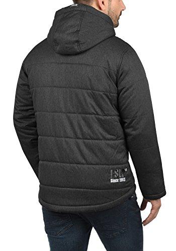 Blouson solid Capuche D'hiver Homme Pour Veste Black Bendix 9000 À D'extérieur ggPpqtTw