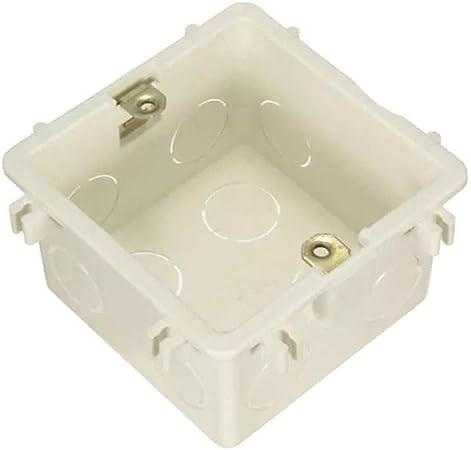 SY ZYQ 86 Tipo del zócalo inferior Caja de luz interruptor del tacto de cassette Enchufes e interruptores eléctricos: Amazon.es: Bricolaje y herramientas
