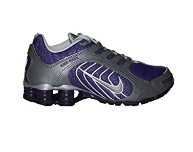 outlet store 493d5 02c1b Amazon.com | NIKE Shox Navina Sparkle Womens Running Shoes ...