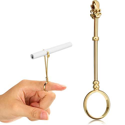 Cigarette Holder Ring Finger