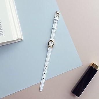 951ccdb44e56 Amazon | ジュピター(JUPITER) radiationウォッチ(ホワイトレザークロコ型押し)【ゴールド/**】 | 腕時計 | 腕時計 通販