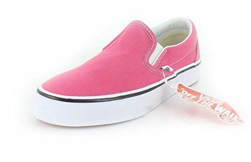 On Slip Shoe Speckle Ankle High Very Berry Classic True Canvas White Jersey Vans Skateboarding 5pqEBE