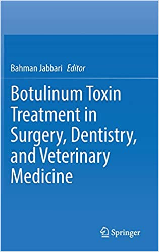 Book Cover of Botulinum Toxin Treatment in Surgery, Dentistry, and Veterinary Medicine