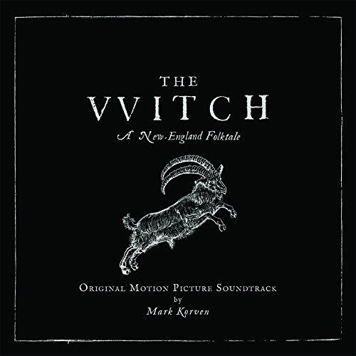 The Witch (Original Motion Picture Soundtrack) (Includes Download Card)]()