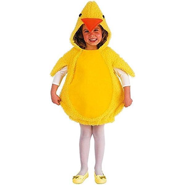 Carnival Toys 61018 – Pollito, Disfraz para niños 2 – 3 AñOS ...