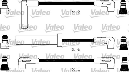 Valeo 346150 Ignition Cable: