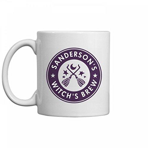 Sarah Sanderson's Witch's Brew:11oz Ceramic Coffee Mug