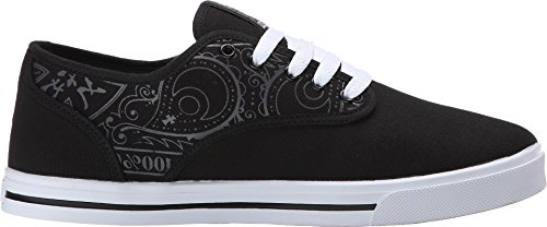 Osiris , Chaussures de skateboard pour homme Noir Black