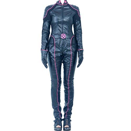 MLYX Women's X Men Kitty Pryde Shadowcat Cosplay Costume XXX-Large ()