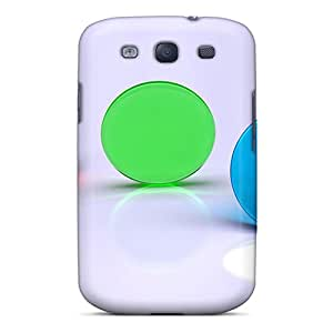 Defender Case For Galaxy S3, Colours Pattern