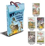 My Little Library of Moral Stories - Pack of 5 Books (My Little Library of Moral Stories)