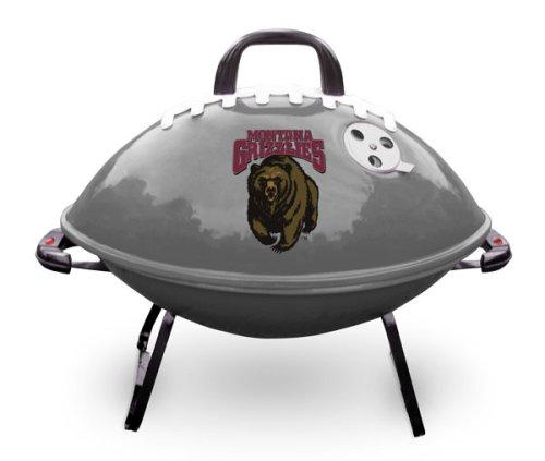 SwampFly Montana Griz Portable football Barbecue