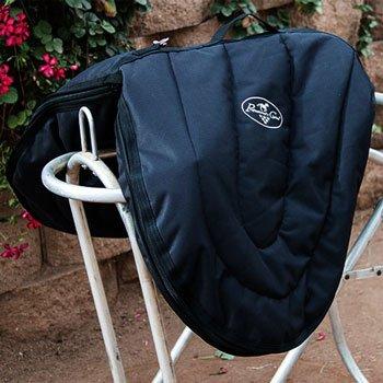 - Professional's Choice Bag Saddle Case Black HA-914