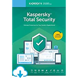 Kaspersky Total Security   5 Devices   1 Year [Download]