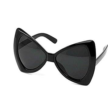 Strollway Casa Limpia Gafas de Sol Retro de Bowknot Gafas de ...