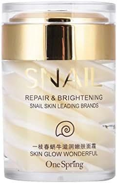 Snail Secretion Moisturizing Cream Face Anti-aging Anti-Wrinkles Moisturizing Nourishing Cream 60 g