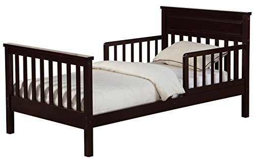 Angel Line Cameron Toddler Bed, Espresso Finish Angel Line Nursery Crib