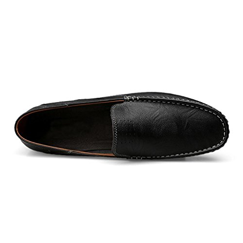 de Negocios de Hombre conducción de Zapatos Talla Grande Zapatos Trabajo de Zapatos amp;M M Black Zapatos 8t7wPP
