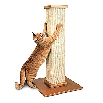 Cat Scratching Post Pioneer Pet SmartCat The Ultimate Scratching Post [tag]