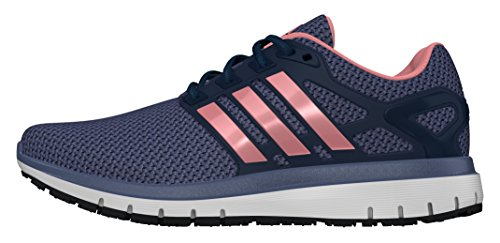 adidas Damen Energy Cloud W Laufschuhe, Multicolore (Suppur/Raypnk/Unipur), 38 EU