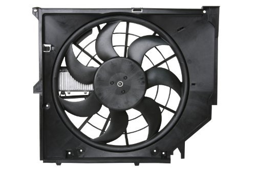 URO Parts (17 11 7 561 757) Auxiliary Cooling Fan Assembly Bmw Auxiliary Fan Assembly