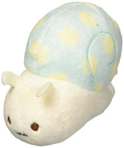 San-x Sumikko Gurashi Plush 2'' Fake Snail w/ Mini Name Tag