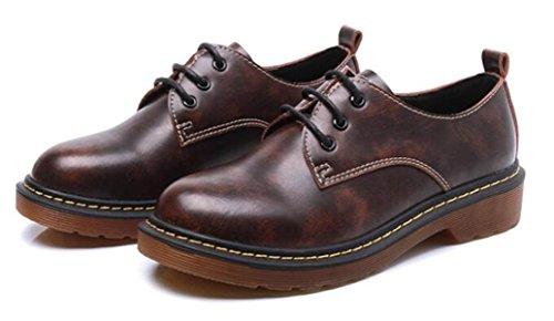 Zapatos Inglaterra Yellowpluscashmere De Charol Planos Para Zapatos Plataforma Mujeres Sueltos Zapatos Gruesos Con Individuales z6fHUwWF