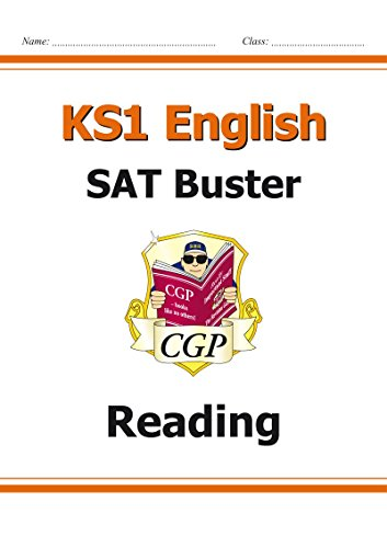 New KS1 English SAT Buster: Reading (for tests in 2018 and beyond)