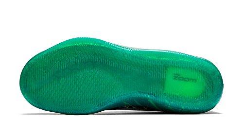 Nike Boys Kobe Xi (gs) Scarpe Da Basket Verde Argento Nero