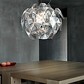 Price comparison product image LightInTheBox Pendant Light Modern Luceplan Design 1 Light Modern Home Ceiling Light Fixture Flush Mount,  Pendant Lights Chandeliers Lighting