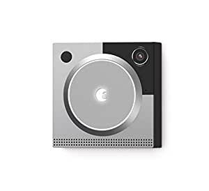 August Doorbell Cam Pro, 2nd generation Wired Smart doorbell with 24hr FREE video storage, Works with Alexa