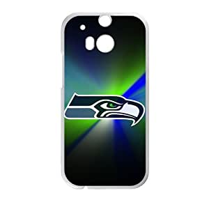Happy Seattle Seahawks Phone Case for HTC One M8