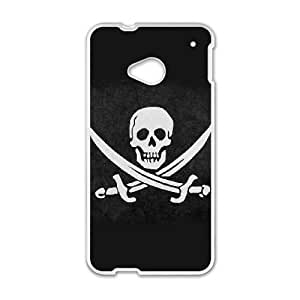 HTC One M7 Cess Phone Case White Gears of War NF3665307