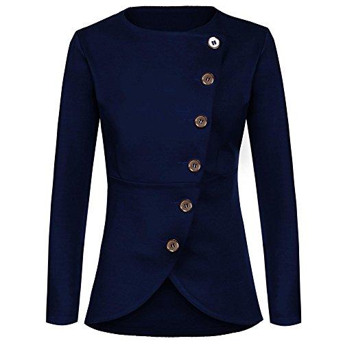 Wear Blue Blazer - 7