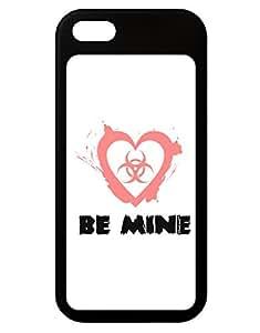 TooLoud Be Mine - Bio Hazard Heart iPhone 5 / 5S Grip Case