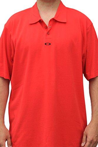 Oakley Classic Golf Polo Shirts (UNIVERSITY - Sale Outlet Oakley